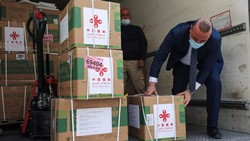 7 Juta Dosis Disiapkan untuk Program Vaksinasi Gotong Royong