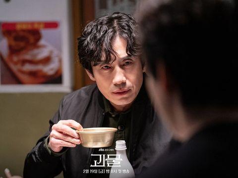 Pemain Beyond Evil, Shin Ha Kyun