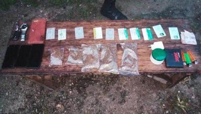 TNI sita ratusan gram ganja kering di perbatasan RI-Papua Nugini
