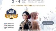 Pameran Pernikahan 165 Wedding Expo Kembali Digelar dengan Prokes