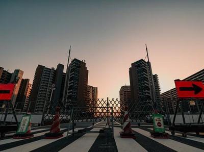 Bukan Kota Hantu, Ini Wisma Atlet Buat Olimpiade Tokyo