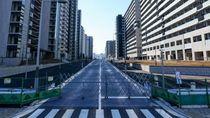 Kasus Corona Meningkat Tajam, Wilayah Osaka Lockdown