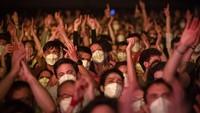 Konser Musik Sudah Bisa Digelar, Ini Catatan Satgas COVID-19