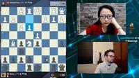 Irene Sukandar vs GothamChess Imbang 2-2, Netizen Heboh