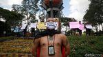 Aksi Kecam Kekerasan Terhadap Jurnalis
