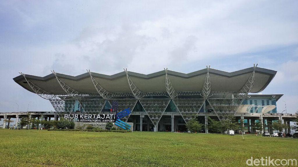 Hasil Rapat Dipimpin Jokowi: Bandara Kertajati Jadi Bengkel Pesawat