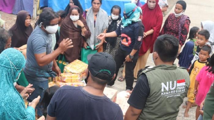 Bantuan kemanusiaan untuk pemulihan korban gempa bumi di Sulawesi Barat terus mengalir. Ini salah satunya.