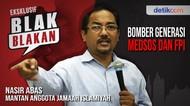 Blak-blakan Nasir Abas, Diragukan FPI Terlibat Terorisme