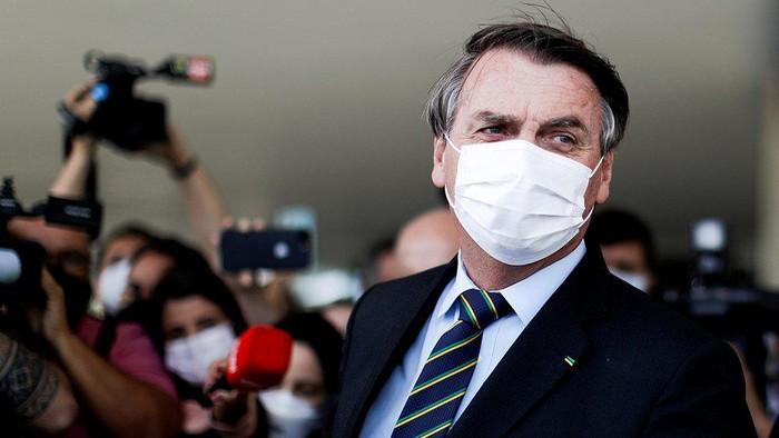 Covid-19: Petinggi militer Brasil ramai-ramai mundur usai Presiden rombak kabinet saat layanan kesehatan negara itu di ambang kehancuran