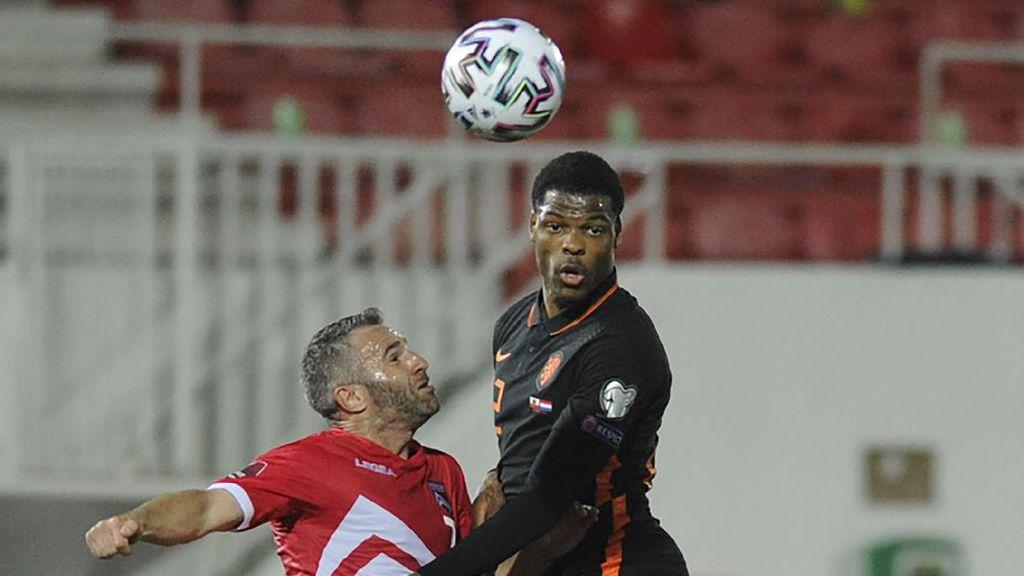 Gol-gol Belanda Saat Hajar Gibraltar 7-0