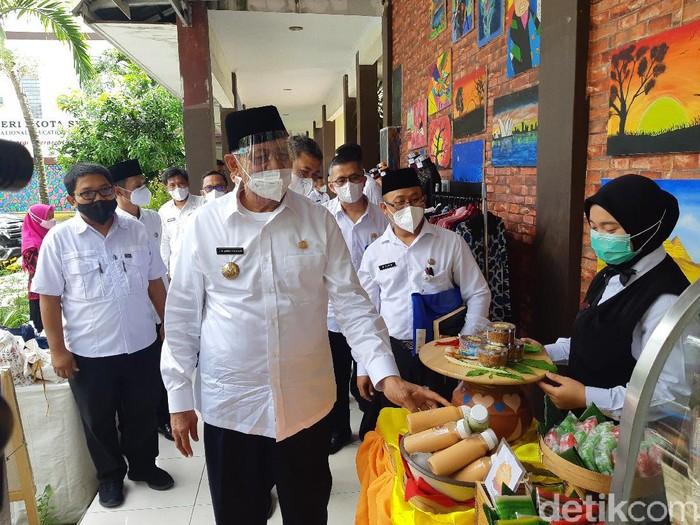 Gubernur Banten Izinkan Sekolah Tatap Muka