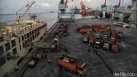 Bongkar Muat di Pelabuhan Tanjung Priok Naik 23%