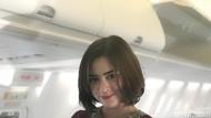 8 Foto Cantiknya Eks Pramugari asal Semarang, Viral Sukses Jadi Makeup Artist