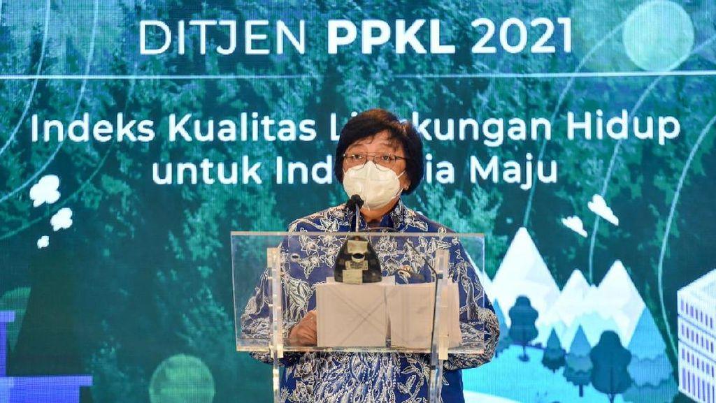 Menteri LHK Sebut Kolaborasi Kunci Atasi Masalah Lingkungan Hidup