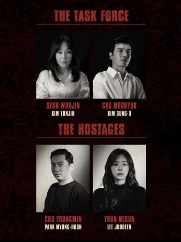 pemain Money Heist Versi Korea