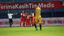 Klasemen Piala Menpora 2021: Persija Juara Grup B