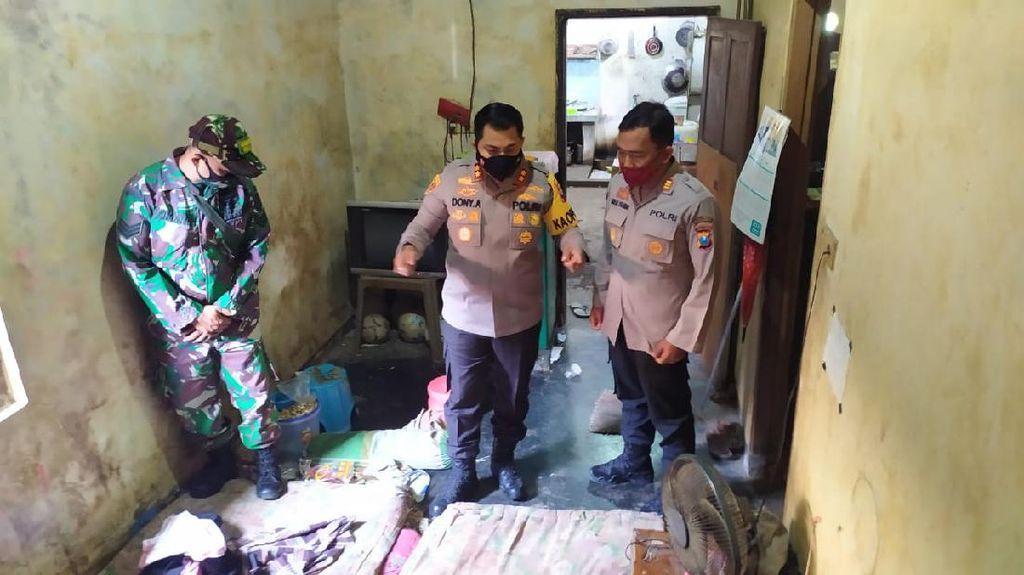 Remaja yang Aniaya Bapak, Ibu dan Adik Pakai Palu di Mojokerto Diringkus