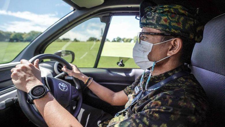 Sandiaga Uno menggandeng Kementerian Perindustrian (Kemenperin) dan Toyota untuk menghadirkan mobil listrik yang ramah lingkungan di Bali.