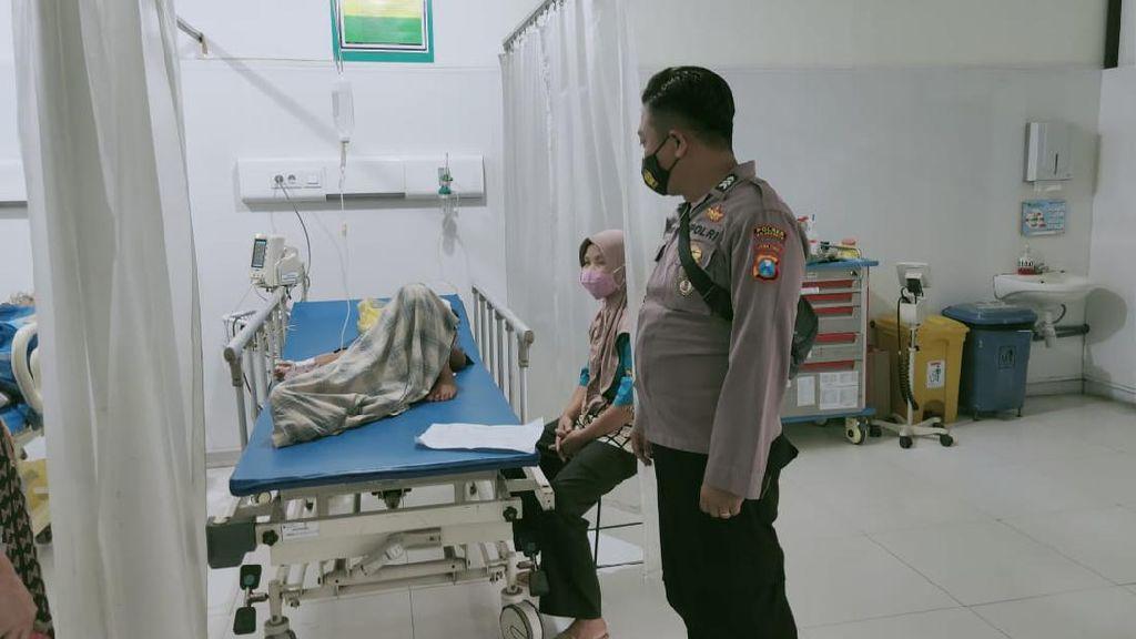 Kondisi Bapak, Ibu dan Anak yang Dianiaya Pakai Palu di Mojokerto Kritis