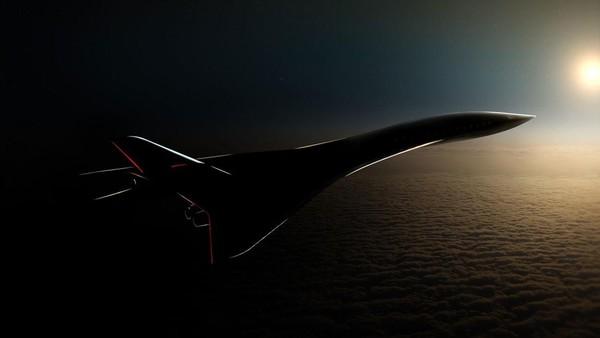 Kini, Aerion juga tengah mendesain jet dengan kecepatan yang lebih hebat dari Aerion AS 2, yaitu Aerion AS 3. Masih dalam tahap konseptualisasi, kecepatannya dirancang 3.700-6.200 per jam. (dok. Aerion)
