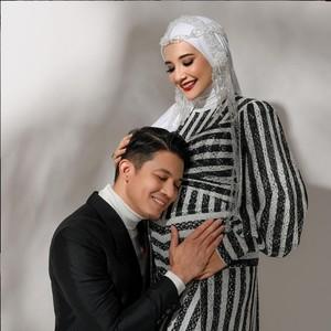 Zaskia Sungkar Melahirkan, Lihat Lagi Foto Kehamilannya Bersama Irwansyah