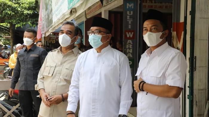 Ahmad Muzani dan Denny Indrayana
