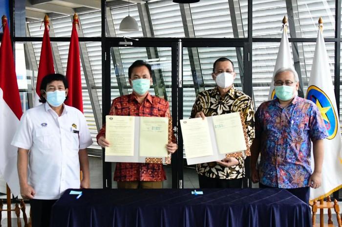 Badan Pengatur Hilir Minyak dan Gas Bumi (BPH Migas) menjalin nota kesepahaman (MoU) dengan Universitas Tanjungpura Pontianak, Kalimantan Barat (Kalbar).