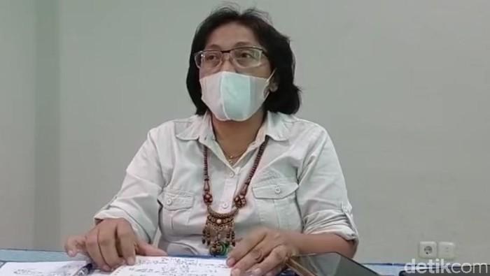 Jubir Gugus Tugas Penanganan COVID-19 Kulon Progo, Baning Rahayujati
