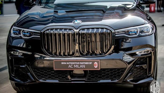 BMW jadi sponsor AC Milan