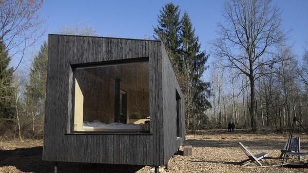Banyak wisatawan yang memilih singgah di The Slow Cabin untuk melarikan diri dari pekerjaan dan beban lainnya.