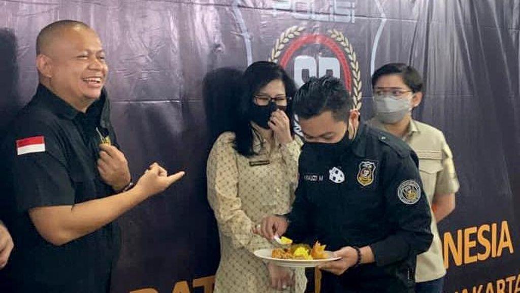 Dukungan untuk Kepolisian Indonesia Terus Mengalir