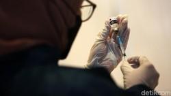 Harga Vaksin Gotong Royong Dipatok Rp 1 Juta Perorang