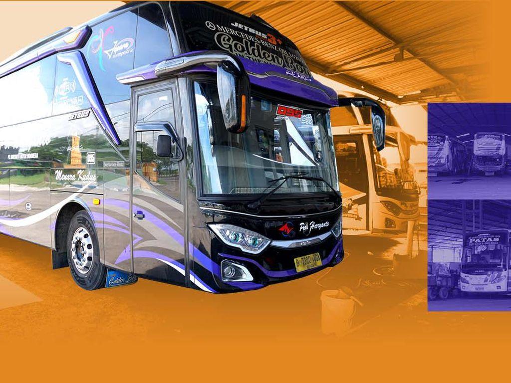 PO Bus Trendsetter dari Muria