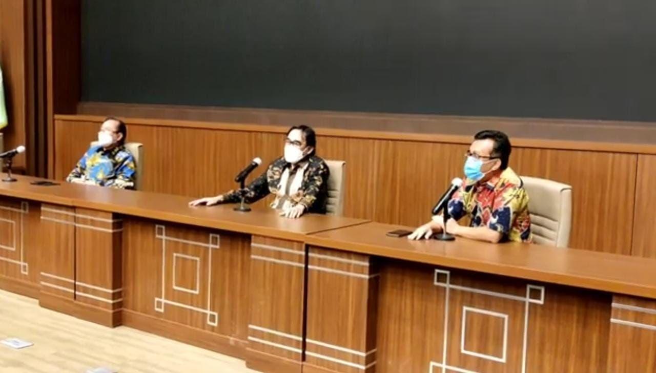 Gunadarma menggelar jumpa pers terkait Zakiah Aini