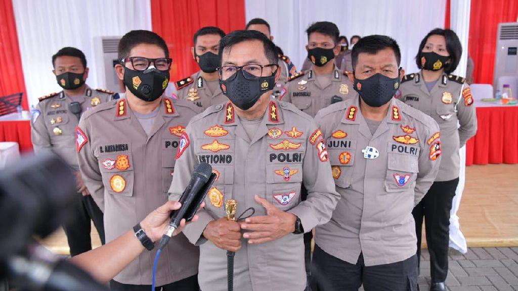 Polri: Arus Balik Paskah, 74 Ribu Kendaraan Masuk Jakarta Via Tol Cikampek