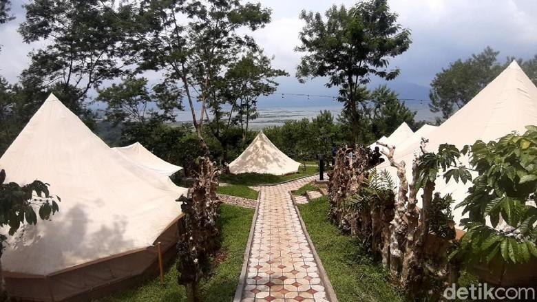 Destinasi wisata di Kabupaten Semarang.