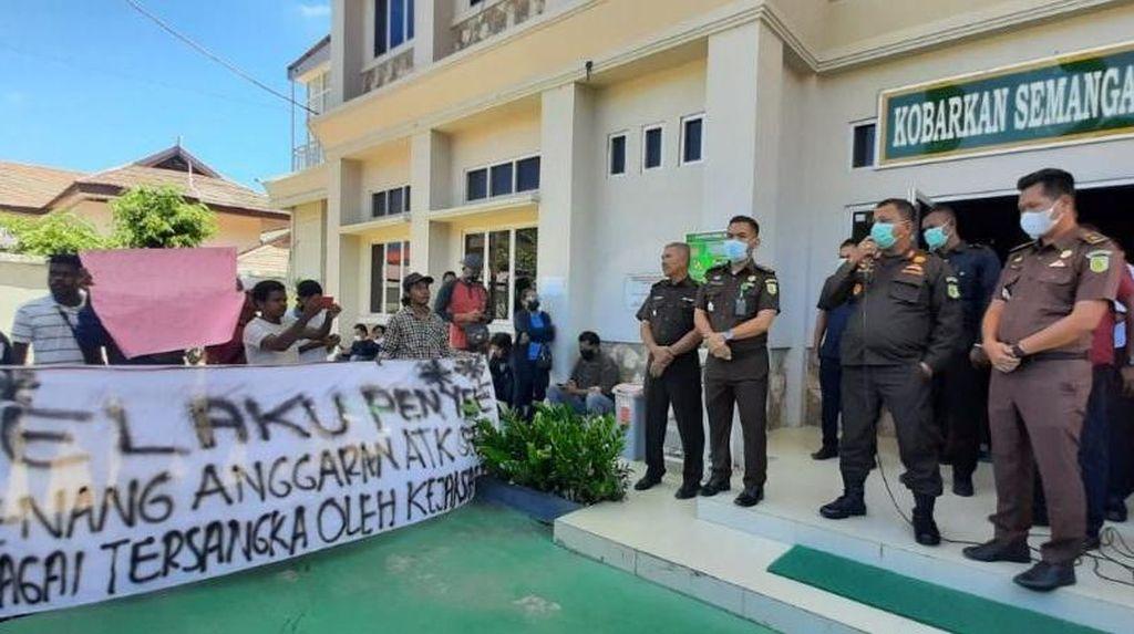 Kasus Pengadaan ATK di Sorong Ditaksir Rugikan Negara Rp 8 M