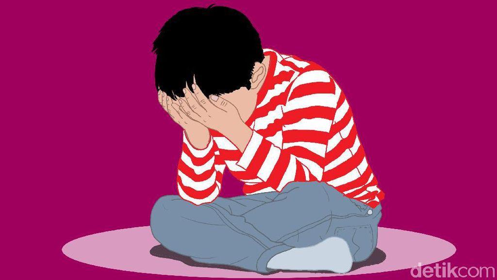 Polisi yang Sempat Lapor Balik Anaknya di Sumut Kini Jadi Tersangka KDRT!