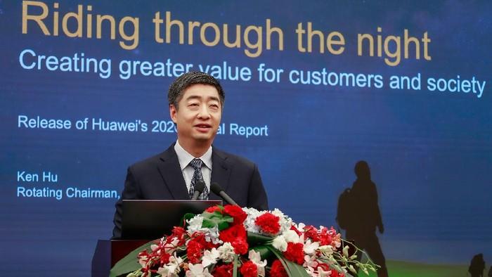 Ken Hu, Rotating Chairman Huawei