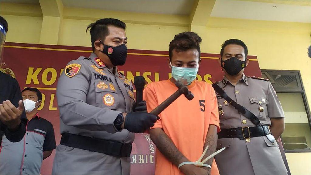 Kronologi Remaja Aniaya Bapak, Ibu dan Adik Pakai Palu di Mojokerto