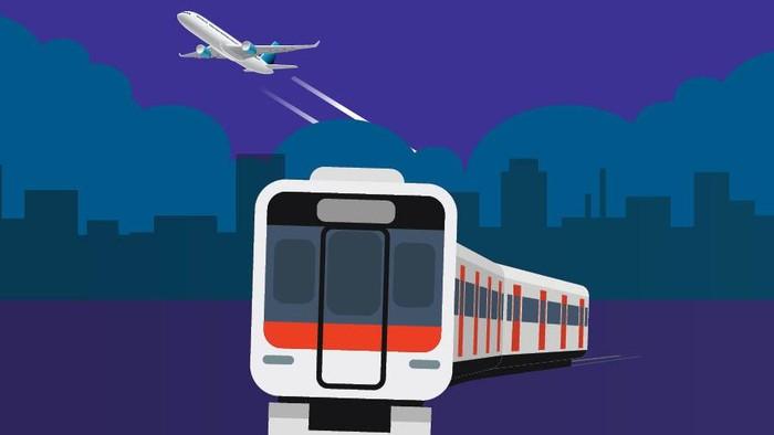 KRL Kereta Bandara
