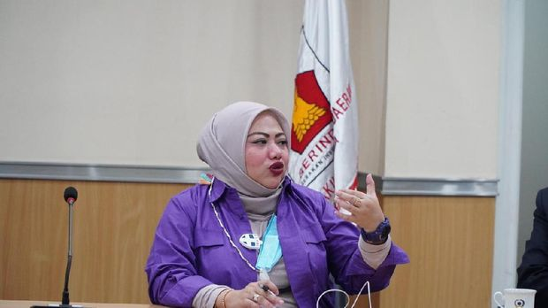 Ktua Fraksi Gerindra DPRD DKI Jakarta, Rani Mauliani