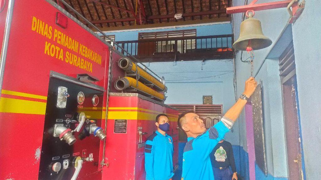 Pertanda Mistis dalam Kebakaran di Surabaya: Api Menari hingga Wewe Gombel