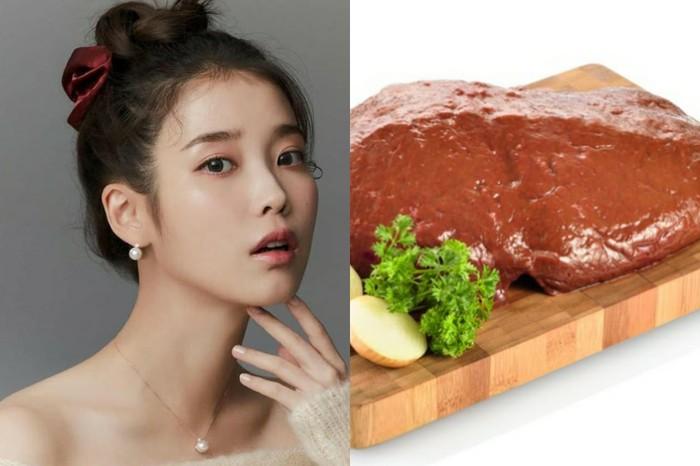 makanan aneh favorit idol kpop, ada hati mentah hingga bawang beku
