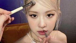 Pengakuan Makeup Artist Dandani Rose BLACKPINK, Kondisi Wajahnya Bikin Takjub
