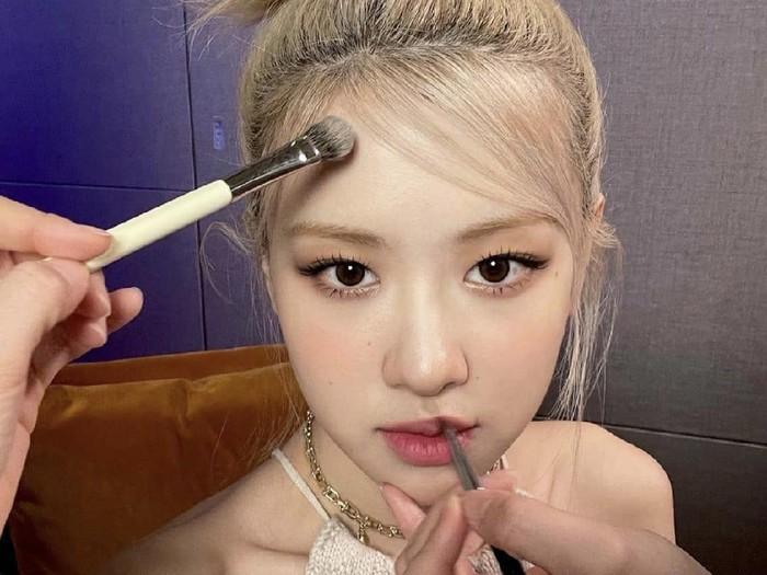makeup artist rose, Rose BLACKPINK