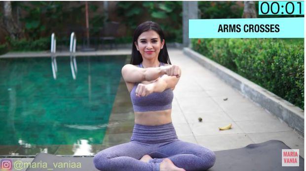Gerakan Olahraga untuk mengencangkan payudara