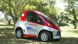Pemerintah Minta Mobil Mungil Listrik Toyota Wara-wiri di 5 Tempat Wisata Ini