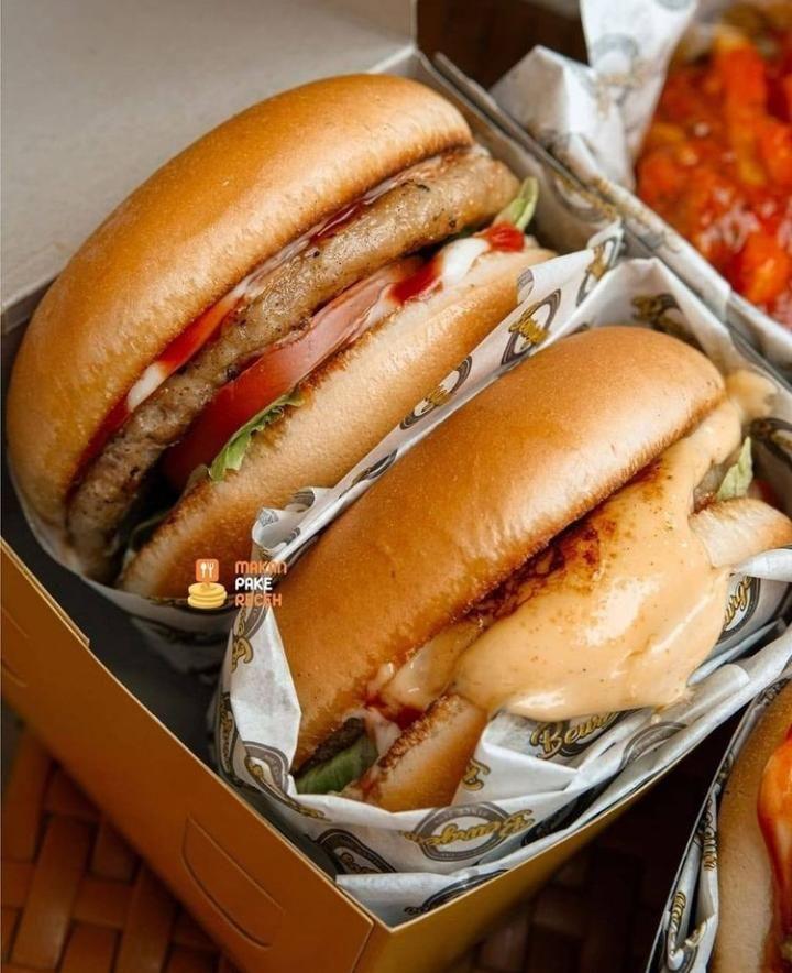 Wargi Bandung! Ini Dia 7 Tempat Rekomendasi Burger Premium yang Cocok untuk Akhir Pekan