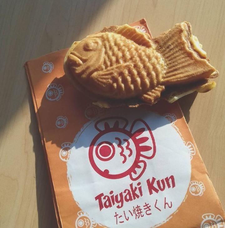 Mengenal Taiyaki, Jajanan Manis Berbentuk Ikan Khas Jepang